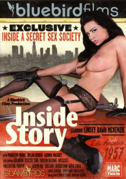 Inside Story (Bluebird Films) April O'Neil Madelyn Marie, Roleplaying, Big Dick