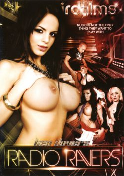 Bluebird Films Radio Ravers Black Angelica Tarra White, Blonde, Double Penetration