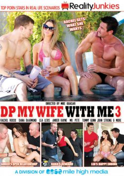 DP My Wife With Me #3 Mr. Pete Tommy Gunn, Big Tits, Big Dick
