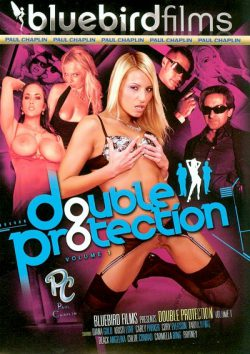Bluebird Films Double Protection Carly Parker Kristi Love, Blonde, Adult Movies