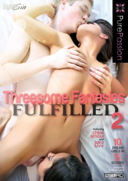 Pure Passion Threesome Fantasies Fulfilled #2 Holly Michaels Jake Taylor, Porn for Women, Anal
