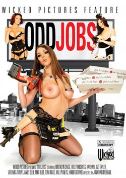 Odd Jobs (Wicked) Brooklyn Chase Veronica Avluv, Character & Uniform, Facial