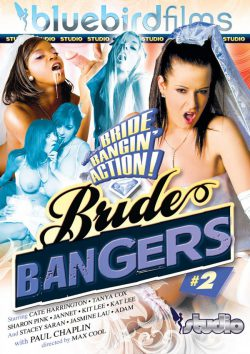 Bride Bangers #2 Kat Lee Kit Lee, Anal, Gloves