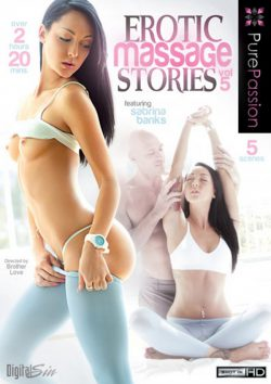 Pure Passion Erotic Massage Stories #5 Sierra Nevadah  Victoria Rae Black, Petite, Massage