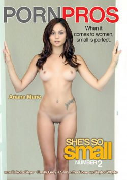 She's So Small #2 Emily Grey Samantha Rone, Mouth, Small Tits