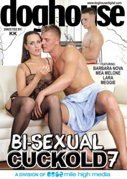 Sexual Cuckold #7 Mea Melone, Natural Breasts, Threesome