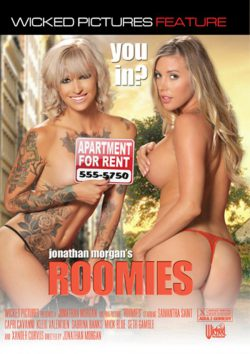 Wicked Roomies Kleio Valentien Sabrina Banks, Stomach, Plot Based