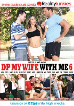 DP My Wife With Me #6 Will Powers James Deen, Blonde, Double Penetration