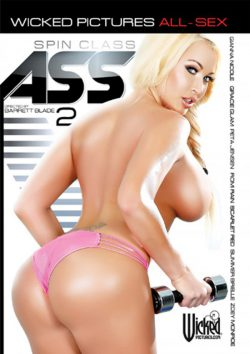 Spin Class Ass #2 2015  Gianna Nicole Summer Brielle, Porn Trailers, Natural Breasts