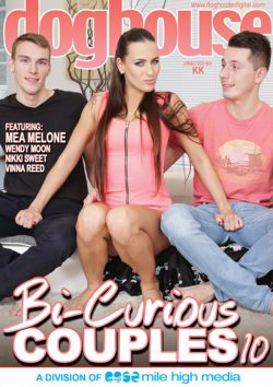 Doghouse Digital Curious Couples #10 Nikki Sweet Wendy Moon, Czech, Bisexual