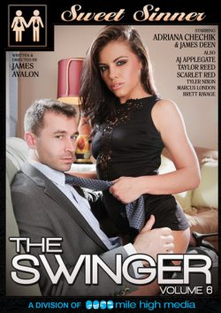 The Swinger #6 Adriana Chechik AJ Applegate, Adult Movies, Plot Based