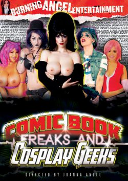 Comic Book Freaks and Cosplay Geeks Larkin Love Rizzo Ford, Punk, Curvy