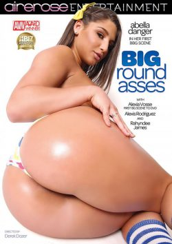 Airerose Entertainment Big Round Asses Alexis Rodriguez Rahyndee James, Butt, Threesome