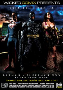 Batman v Superman XXX (An Axel Braun Parody) 2015  Brendon Miller Giovanni Francesco, Natural Breasts, Storyline