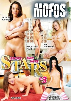 Mofos Before They Were Stars #3 (Mofos) Kourtney Kane Lily Love, 18+ Teen, Amateur Porn