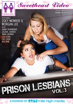 Sweetheart Video Prison Lesbians #3 Lily Cade Morgan Lee, Blonde, Movies With Trailers