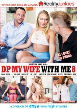 DP My Wife With Me #8 Sarah Shevon James Deen, Swingers Lifestyle, Porn Trailers