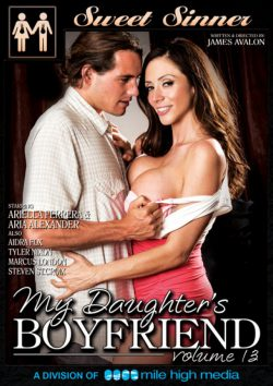 Sweet Sinner My Daughter's Boyfriend #13 (Sweet Sinner) Ariella Ferrera Marcus London, Stomach, Natural Breasts