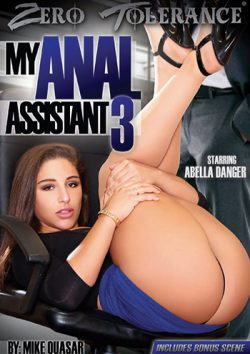 Zero Tolerance My Anal Assistant #3 2015  Cassidy Klein Mark Wood, Natural Breasts, Character & Uniform