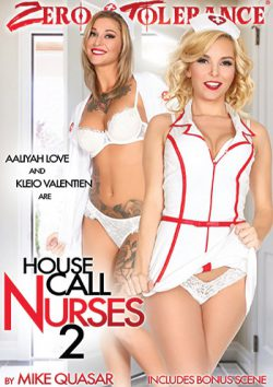 House Call Nurses #2 (Zero Tolerance) 2015  Aaliyah Love Kleio Valentien, Black Hair, Natural Breasts