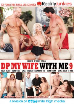 DP My Wife With Me #9 Penny Pax James Deen, Tattoos, Double Penetration