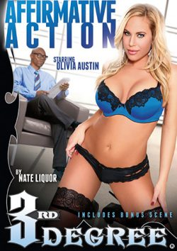 Affirmative Action (3rd Degree Films) Olivia Austin Nat Turnher, Garters, Adult Movies