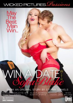 Win a Date with Sofia Blake 2016  Ryan McLane Charlotte Cross, Small Tits, Hairy Pussy