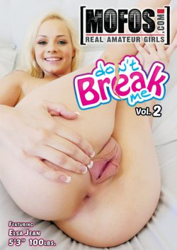 Don't Break Me #2 Elsa Jean Goldie Rush, Small Tits, Adult Movies