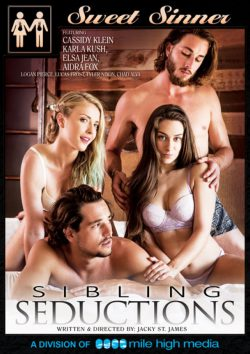 Sweet Sinner Sibling Seductions Lucas Frost Cassidy Klein, Plot Based, Porn for Women