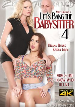 Zero Tolerance Let's Bang the Babysitter #4 Summer Day Tommy Pistol, 18+ Teen, 18 to 19