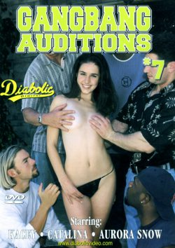 Gangbang Auditions #7 Aurora Snow, Anal Porn, Adult Movies