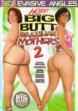 Evasive Angles Horny Big Butt Brazilian Mothers #2, Outdoors, Rimming