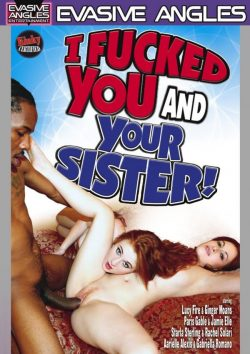 Evasive Angles I Fucked You and Your Sister! Nathan Threat Starla Sterling, Character & Uniform, Lingerie