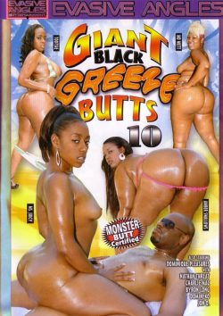 Evasive Angles Giant Black Greeze Butts #10, Fingering, Cunnilingus