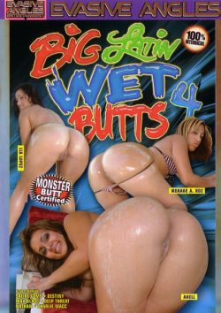 Big Latin Wet Butts #4, Side Saddle, Interracial