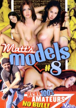 Matt's Models #8 Matt Frackas Gianna Michaels, Various Titles, All Sex