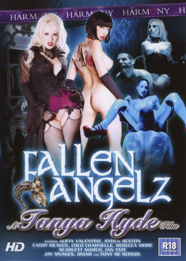 Tanya Hyde's Fallen Angelz Ian Tate Coco Charnelle, Interracial, Anal Porn
