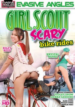 Evasive Angles Girl Scout Scary Bike Rides Violet Snow Riley Reid, Ethnic Porn, Interracial