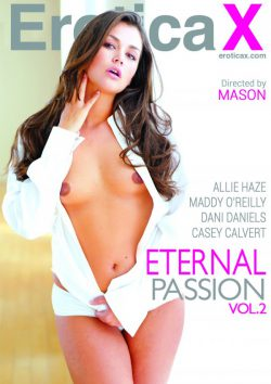 Erotica X Eternal Passion #2 Allie Haze Casey Calvert, Lesbian, Adult Movies