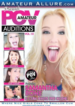 Amateur Allure Amateur POV Auditions #10 Adriana Chechik Katie Jordin, Reality, Amateur