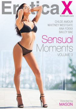 Sensual Moments #3 Ana Foxxx Chloe Amour, Small Tits, Natural Breasts