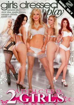 Girls Dressed to Play Cameron Dee Stevie Shae, Adult Movies, Character & Uniform