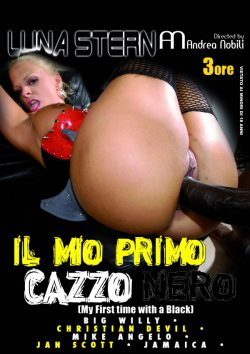 IL Mio Primo Cazzo Nero (My First Time With a Black) 2016 , Mouth, Natural Breasts