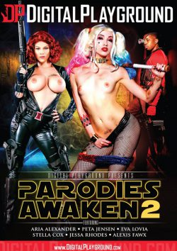Parodies Awaken #2 2016  Aria Alexander Peta Jensen, Porn Parodies, Adult Movies