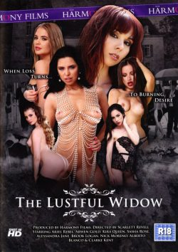 The Lustful Widow 2016  Brooke Logan Alberto Blanco, Storyline, Adult Movies