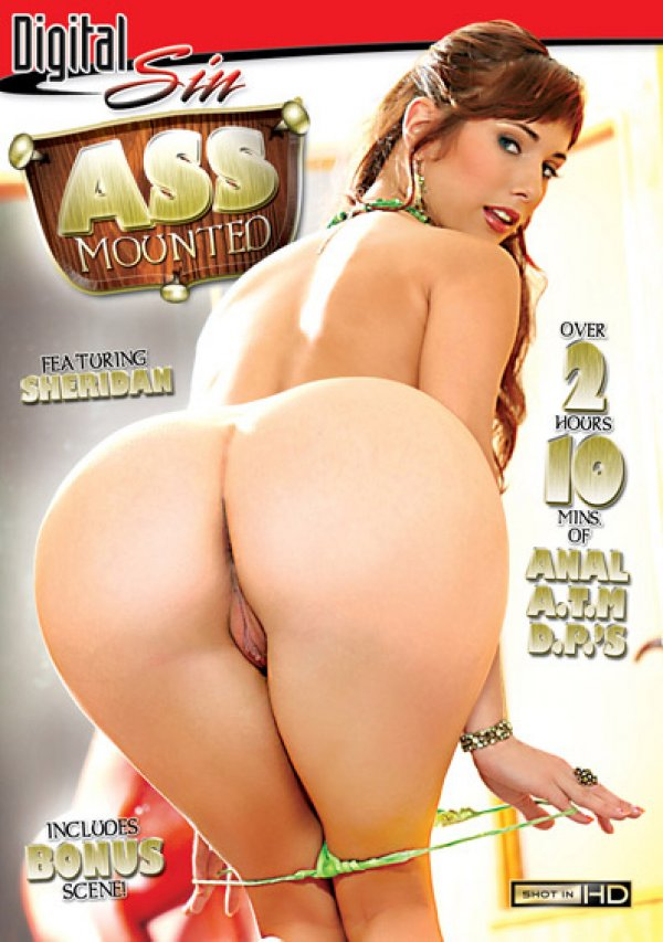 Ass Mounted 2007  Jean Yves LeCastel Evelyne Foxy, Big Ass, Adult Movies