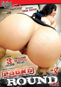 Digital Sin Pound The Round #8 Isis Love Nicole Aniston, Fishnet, Rimming