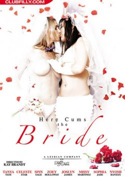 Filly Films Here Cums The Bride (Filly Films) Joslyn James Zoey Holloway, Blonde, Big Clit