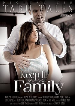 Keep It In The Family (Jacky St James) 2014  Sara Luvv Steven St. Croix, Skinny, Family Roleplay