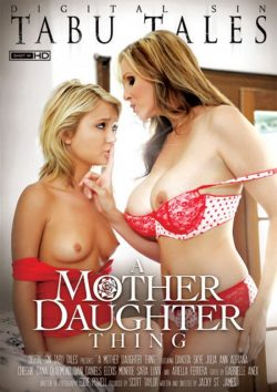 A Mother Daughter Thing 2014  Elexis Monroe Julia Ann, Kissing, Blonde